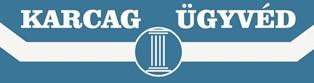 Karcag Ügyvéd Logo